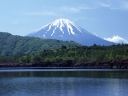 Magnificent View of Mount Fuji